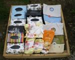 Tissues,Tissues Boxes, Flour, Bran Sugar Bags
