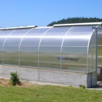Morrifield Polycarbonate Greenhouse